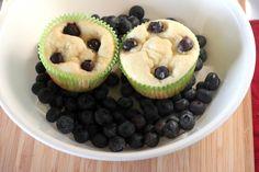 Deceptively Delicious Blueberry Cheesecake Cupcakes