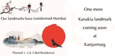 http://www.kanakiakanjurmarg.org/   Kanakia Zen World is launched with brand of Kanakia at Kanjurmarg location in Mumbai which make the best part of the royal simple code to attract the people