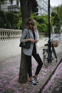 Fall 2017 Minimalist Essential #2: Boy Blazer