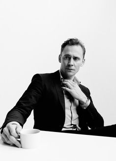 Lola is living la vida Loki — Tom Hiddleston photographed by Bryce Duffy for...