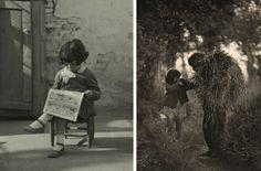 Sin titulo, En el bosque - Antoni Arissa, 1923-29