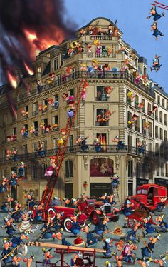 françois ruyer puzzle - illustrateur: décembre 2012