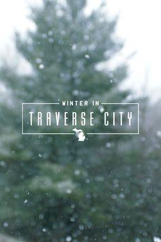 Traverse City, Michigan - Winter