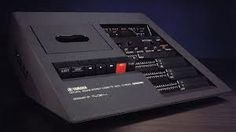 The beautiful Yamaha TC-800GL cassette deck, with its sleek styling by Mario Bellini, represents a high point of the cassette medium in 1978. It can be battery powered as well as run off AC, so it became popular with bands who wanted to use backing tracks recorded onto cassettes. I've thoroughly enjoyed mine and regret using it on location because its a bit scuffed up now. Still fabulous sounding, though!