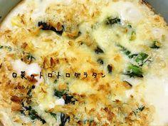 簡単♫白菜のトロトログラタンの画像