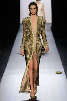 Jean Paul Gaultier - Haute Couture Primavera-Verano 2015 - www.so-sophisticated.com