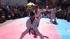 Taekwondo………..fail….. 你踢哪裡啊?--【笑到噴淚、四格漫畫、humor、funny、趣味-討論區-funny.baibai.com.tw 】