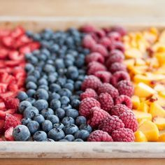 """How To Freeze Fresh Summer Fruit — Cooking Lessons from The Kitchn 