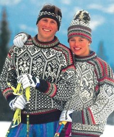 Dale of Norway Knitting Patterns Lillehammer 1994 Sweater Pattern English RARE Winter Olympic Games, Winter Olympics, Winter Games, Dale Norway, Fair Isle Knitting Patterns, Knitting Paterns, Knitting Ideas, Knitting Stitches, Knitting Projects