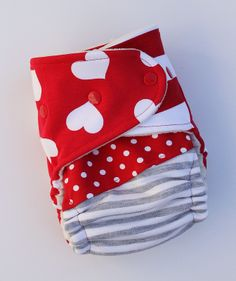 Smitten BLISS One-Size Fitted Cloth Diaper