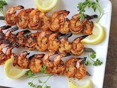 Grilled Shrimp -- Mmmmmm