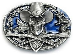 western belt buckles for women | Belt Buckle Western Rattlesnake - Buy COWBOY SKULL Belt Buckle Western ...
