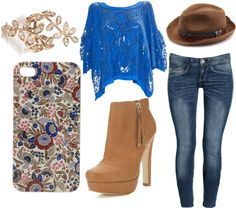 """""""blue"""" by gbowdle37 on Polyvore"""