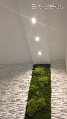 Egyik kedvenc tervezésem - Középpont jóga stúdió. Visszafogott nyugodt terek, indirekt világítások, kiegyensúlyozott színvilág. Modern, Trendy Tree