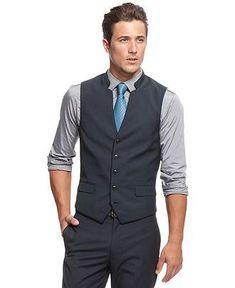 Custom Made Grey men business Vest groom suits for men Classic groomsman Vest for Men -