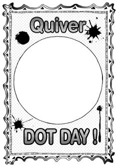 Quiver Augmented Reality coloring apps: print, color and see your drawing in beautifully hand-animated worlds 100 Days Of School, Back To School, Summer School, Augmented Virtual Reality, International Dot Day, Art Worksheets, Coloring Apps, Preschool Learning Activities, Minnie Birthday