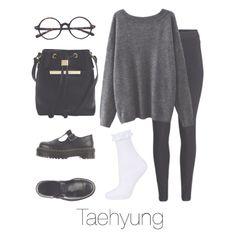 BTS V Outfit