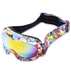 GAMEIT Pro Ski Snowboard Goggles - Kid's