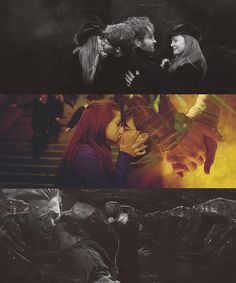 such great couples in HP