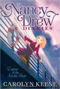 Nancy and her friends must navigate a cruise ship crisis in the first book of the Nancy Drew Diaries, a fresh approach to a classic series.Nancy, Bess, and George are cruising dangerous waters on a to