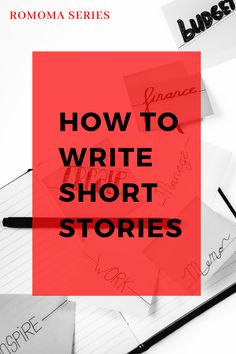 All you need to know about crafting a killer short story.Step by step procedures to help you craft that great short story in you. Writing Romance, Fiction Writing, Writing Advice, Create Your Character, Great Short Stories, Classroom Quotes, English Writing Skills, College Hacks, Read Aloud