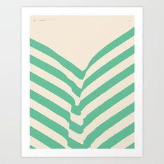 PARK PLANTS 002 Art Print by Matthew Korbel-Bowers - $20.00