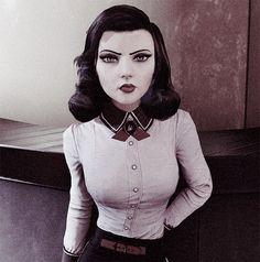 Elizabeth Comstock halloween costume bioshock infinite