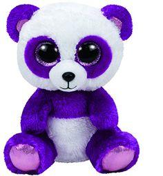 Boom Boom the Purple Panda - Ty Beanie Boo