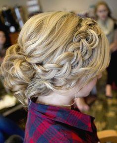 Braided Updos (37) - Glamorous Hairstyles