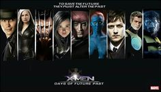 •  X-Men: Days of Future Past  •  (2014.MAY)