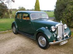 1949 ROVER P3 75 SALOON #coolcars