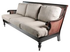 "Traders 81"" Sofa, Sage - Backyard Living - Outdoor Essentials - Outdoor 