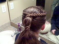 Simple Braids | Cute Girls Hairstyles | Page 10