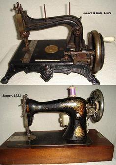 História da máquina de costura: inovação e polêmica