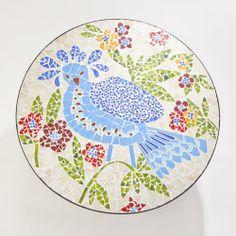 Rio Bird Cadiz Mosaic Bistro Table