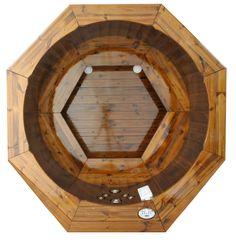 PolarAquaKing Outdoor Sauna, Indoor Outdoor, Sauna Kits, Aqua, Mirror, Garden, Home Decor, Water, Garten