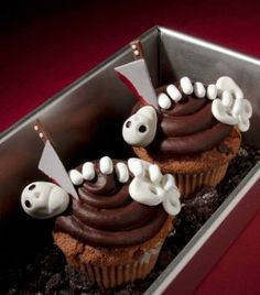 Recipe From Zombie Cupcake Cookbook
