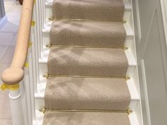 Nice Client: Private Residence In West London Brief: To Supply U0026 Install Grey  Carpet With