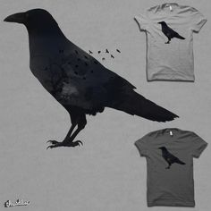 NEVERMORE! on Threadless