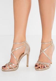 New Look - SABRINA - Sandales - gold