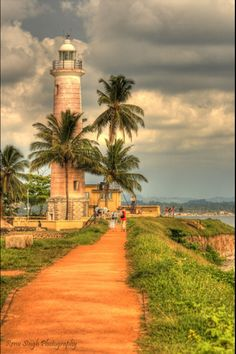 Lighthouse -Galle, Sri Lanka