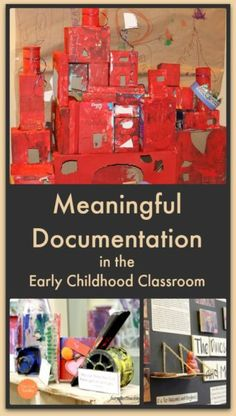 Providing meaningful documentation has many benefits in the early childhood classroom. I want to share with you some examples of meaningful documentation. Childhood Meaningful Documentation in the Early Childhood Classroom Inquiry Based Learning, Project Based Learning, Early Learning, Reggio Emilia Classroom, Reggio Inspired Classrooms, Early Education, Early Childhood Education, 90s Childhood, Early Childhood Program