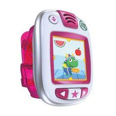 LeapFrog LeapBand, Pink LeapFrog http://www.amazon.com/dp/B00JLHW0J2/ref=cm_sw_r_pi_dp_jlClvb1NZTD4B