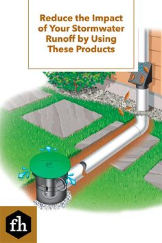 Reduce the Impact of Your Stormwater Runoff by Using These Products