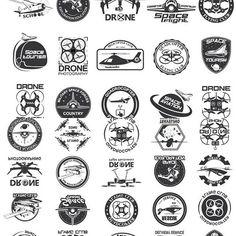 35 of #vintage #space, #aerial #drone, #aeronautics #flight #emblems, #labels, #badges and #logos. --- Download at http://crtv.mk/i0nHT (scheduled via http://www.tailwindapp.com?utm_source=pinterest&utm_medium=twpin&utm_content=post88169321&utm_campaign=scheduler_attribution)