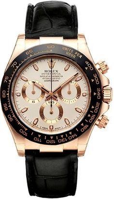 - Item number: 116515N - Brand: Rolex - Style Number: 116515N - Also Called: 116515, Everose Daytona on Strap - Series: Daytona - Style: Mens - Case Material: 18k Everose Gold (Rose Gold) - Dial Color