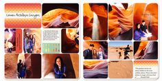 Layout by Shilea Cooper. Layout features Digital Template Design A, Digital Template Design B, and the Coral Edition.