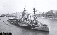 British battleship Rodney-class...(the other and only HMS Nelson)!