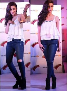 Alia style to copy for stylish look