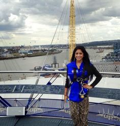 Divya: Up at the O2